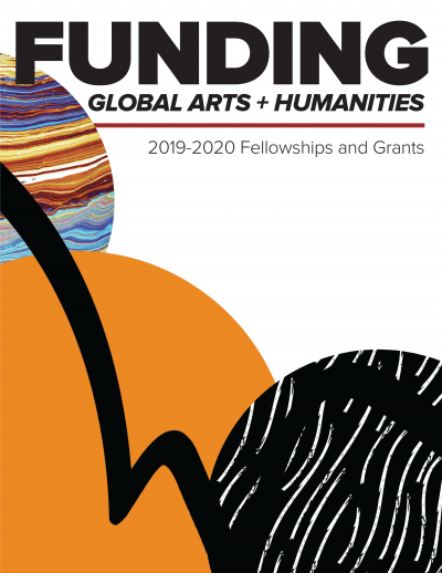 Cover of the 2019-2020 Funding Brochure